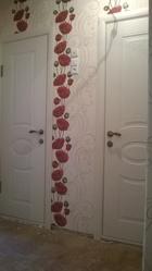 укладка ламината ленолиума двери