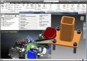 Курсы Autodesk Inventor (трехмерное проектирование)