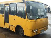 Автобус 21 пассажирское место.2005г.в.