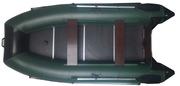 Килевая моторная надувная лодка Т 330Р от производителя в Беларуси
