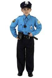 полицейский, пожарник, Алладин, фея-детям карнавальные костюмы