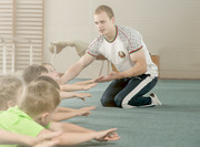 Детская секция гимнастики в Минске