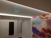 Тканевые многоуровневые потолки от компании Статум Строй
