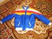 Куртка яркая женская. Для спорта, дачи.