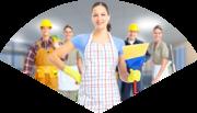 Уборка квартир,  частных домов и др. помещений