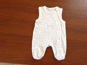 Одежда на новорожденных размеры 50-62