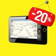 Планшет + GPS-навигатор GeoFox MID711 16Gb - Акция!!!