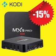 ОГРАНИЧЕННОЕ ПРЕДЛОЖЕНИЕ! Приставка Smart TV MXQ PRO 4K