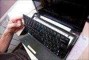 Замена клавиатуры ноутбуков.