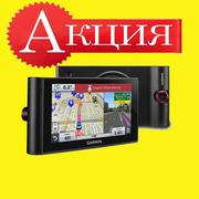 АКЦИЯ! Автомобильный навигатор Garmin nuviCam MPC с бесплатными обн