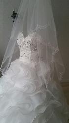 Свадебное платье итальянского бренда Malinelli