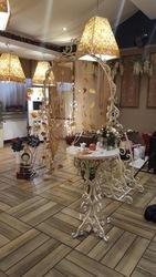 Арка свадебная и стол для росписи и дарения