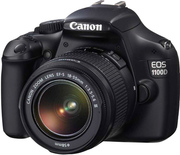 Продам фотоаппарат Canon EOS 1100D Kit 18-55mm III