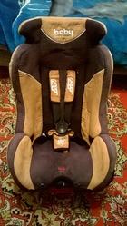 автокресло детское Baby Prestige Orion от 0 - 25