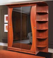 Производства корпусной мебели: шкафы – купе