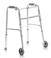 Аренда ходунки регулируемые для облегчения ходьбы (на колесах)