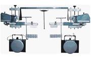 Тест-система для регулировки параметров установки колес СКО-1Л