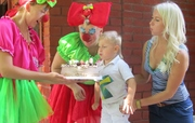 Клоун Аниматор на детский праздник
