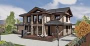 Строительство энергоэффективных каркасных и каменных домов