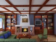 Дизайн-проект интерьера дома,  квартиры