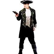 пиратские , национальные маски, парики, костюмы-сценического костюмы