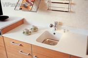 Раковина для ванной из искусственного камня