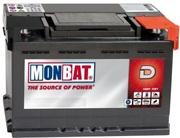 Аккумуляторы MONBAT (Монбат) | низкие цены,  зачет старого АКБ
