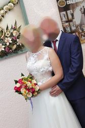 Продам свадебное платье марки Promessa