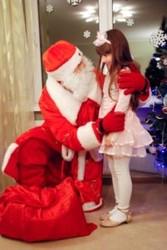 Дед Мороз и Снегурочка! наша цель-ваши довольные детки!