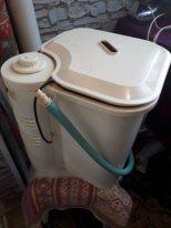 продам стиральную машину АЛЕСЯ 2СМ