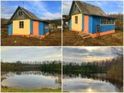 Продается дача в Дзержинском районе 35 км от Минска.