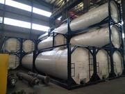 Танк-контейнер T4 новый 25 м3 для нефтепродуктов