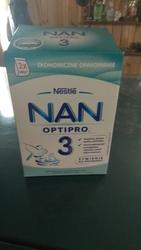 Продам смесь Nan 3 optipro (800 г)