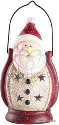 Керамическая фигурка Дед Мороз 11-8-20 см