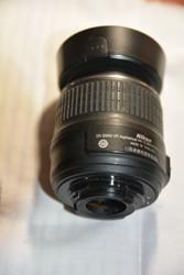 Объектив Nikon 18-55mm f/3.5-5.6G VR AF-S DX Nikko
