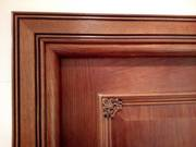 Установим вам двери межкомнатные и порталы из: МДФ,  массив и др.