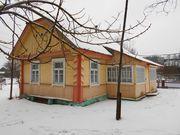 Дом в деревне Вазгелы,  ж/д Дубравы,  не в в с/т,  от МКАД 37 км.