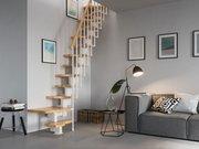 Лестница *Гусиный шаг*.