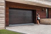 Теплые ворота для гаража