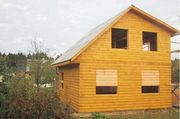 Строим Дома из бруса. Быстро,  недорого,  качественно.