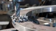 Сверление отверстий в металле Минск