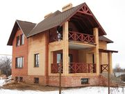 Построим Дом,  баню,  веранду,  внутренняя и наружная отделка.