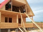 Мы занимаемся строительством дачных домов и коттеджей