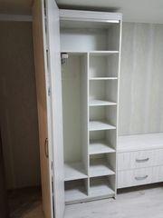 Распашные,  складные,  откатные шкафы в Минске по заказ!