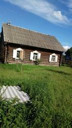 земельный участок 20 сот. деревянный дом