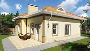 Каркасный Дом под ключ 11х16 проект Леви
