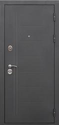 Входная дверь Гарда Троя Муар/Полисандр темный