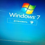 Установка Windows,  диагностика ПК