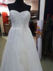Шикарное Свадебное Платье из Англии дешево срочно