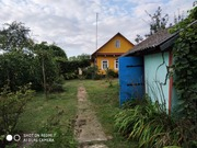 Продам участок с домом 10 км от замка Радзивилов в Несвиже